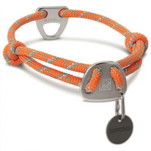 Ruffwear Collier pour chien Knot-a-Collar orange Taille : M