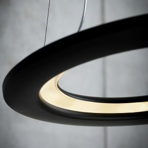 Lirio by Philips Ecliptic Small - Suspension Led