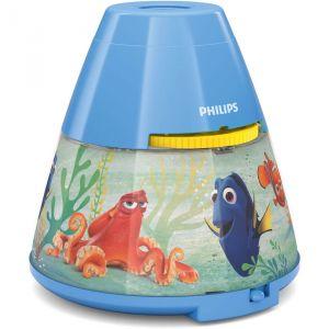 Philips 71769/90/16 - Veilleuse avec projecteur LED Dory