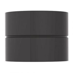 Isotip Joncoux Manchon de buse pour raccordement D 153 noir mat cm