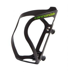 Cannondale Porte-bidon GT-40 Carbon Noir/Vert