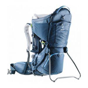 Deuter Kid Comfort - Porte-bébé de randonnée taille One Size, bleu/gris