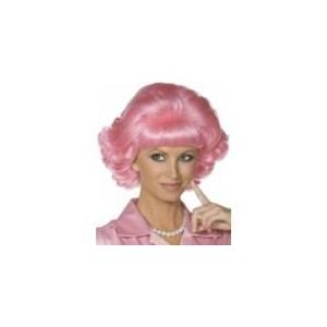Image de Smiffy's Perruque Grease Frenchy femme