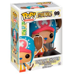 Funko Figurine Pop! One Piece : Tony Chopper