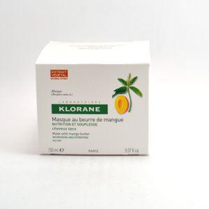 Klorane Masque réparateur à la mangue
