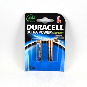 Duracell Ultra Power boite de 2 piles AAA