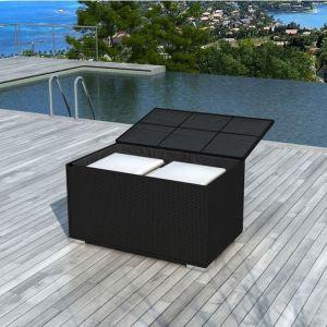 Delorm Design Box en résine tressée