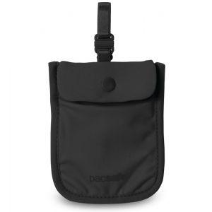 PacSafe Women´s Coversafe S25 - Pochette objets de valeur taille One Size, noir