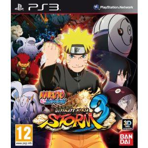 Naruto Shippuden : Ultimate Ninja Storm 3 [PS3]