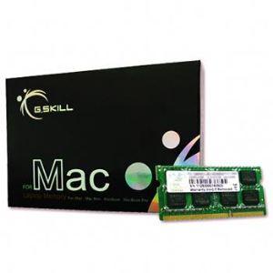 Image de G.Skill FA-1600C11S-4GSQ - Barrette mémoire pour Mac 4 Go DDR3 1600 MHz CL11 SoDimm 204 broches