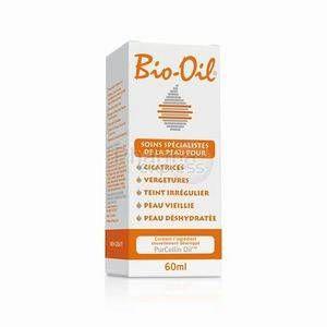 Bio Oil Huile pour les vergetures et cicatrices 60 ml