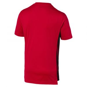 Puma Ac Milan Home Stadium 19/20 - Tango Red / Black - Taille S