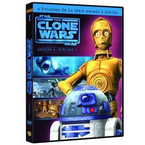 Star Wars : The Clone Wars - Saison 4, Volume 1