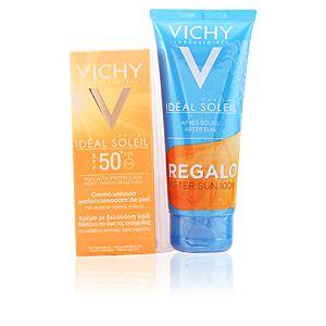 Vichy Idéal Soleil - Crème solaire SPF50+ et après-soleil