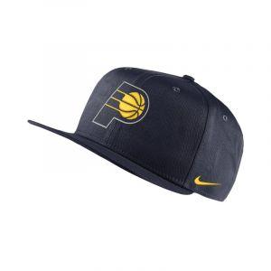 Nike Casquette NBA Indiana Pacers Pro - Bleu - Taille Einheitsgröße - Unisex