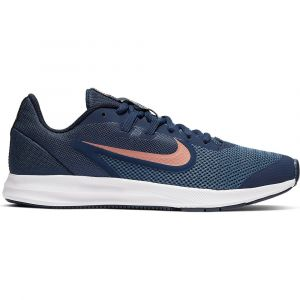 Nike Chaussures basses - Downshifter 9 gs - Marine Enfant 36