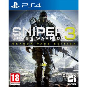 Sniper : Ghost Warrior 3 sur PS4