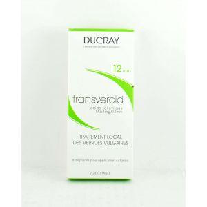 Ducray Transvercid - Acide Salicylique 14,54 mg/12 mm