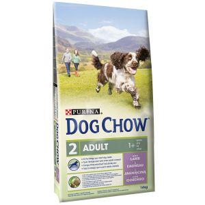 Dog chow Adult Agneau et Riz - Sac 14 kg