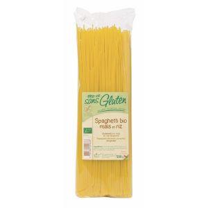 Ma vie sans gluten Spaghettis Maïs et Riz