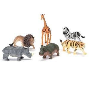 La Grande Récré Figurines animaux sauvages