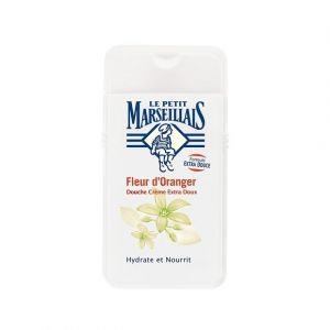 Le Petit Marseillais Fleur d'Oranger - Douche Crème Extra Doux 250 ml