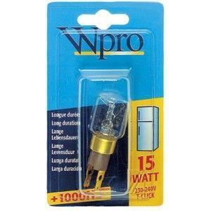 Ampoule Refrigerateur 15w - Tclick Lampe Pour Frigo T Click 15w - 230v 481913488178-481281728445