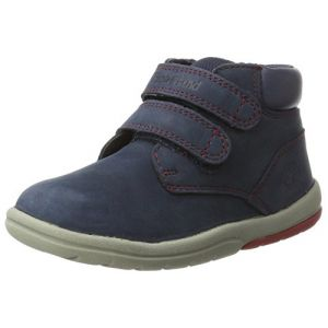 Timberland Toddle Tracks Hook and Loop, Bottes Enfant, Bleu (Outerspace), 29 EU