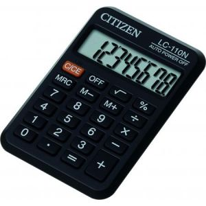 Citizen LC-110N - Calculatrice de poche