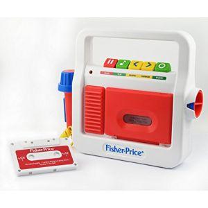 Fisher-Price Magnétophone et cassette