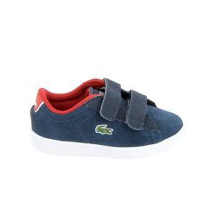 Lacoste Chaussure bebe carnaby evo bb marine 22
