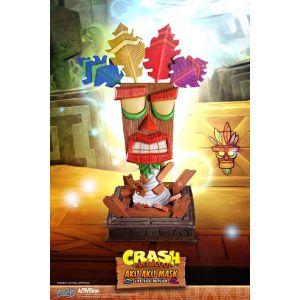 Wtt Replique - Crash Bandicoot - First 4 Figures Masque Aku Aku 65cm