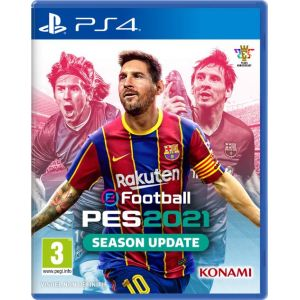 eFootball PES 2021 [PS4]