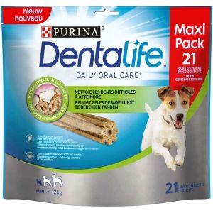 Purina Dentalife mini - 21 batônnets (325g) pour chien de 7 à 12 kg
