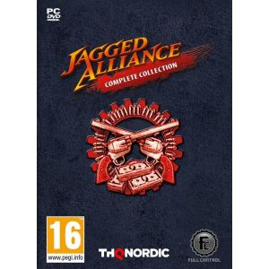 Jagged Alliance - Complete Edition sur PC