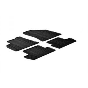 Norauto 769599 - Jeu complet de tapis sur mesure caoutchouc pour utilitaire Premium
