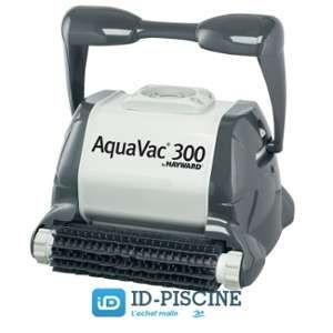 Hayward Aquavac 300 Quick Clean - Robot autonome électrique brosse picots