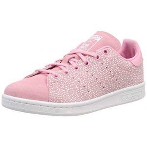 Adidas Stan Smith J, Chaussures de Fitness Mixte Enfant, Multicolore