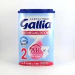 Gallia Lait Anti-Régurgitations 2 900g - de 6 à 12 mois