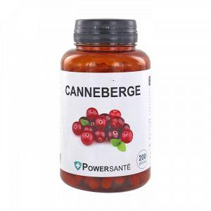 Powersanté Canneberge - 200 gélules