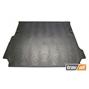 TRAVALL Tapis de coffre baquet sur mesure en caoutchouc TBM1032