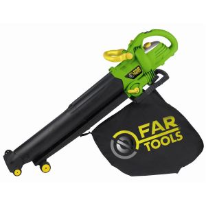 Far Tools AB2600 - Souffleur aspirateur broyeur 2600W