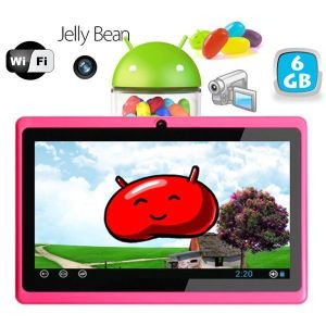 """Yonis Y-tt6g6 - Tablette tactile 7"""" sous Android 4.1 Jelly Bean (2 Go interne + Micro SD 4 Go)"""