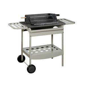 Invicta Madisson Gril 567 - Barbecue au charbon de bois sur chariot