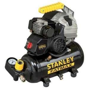 Stanley Mini-compresseur électrique portatif HY 227/8/6E moteur 2 HP - 6 Litres