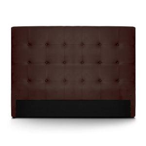 Menzzo Tête de lit capitonnée Luxy (160 x 122 cm)