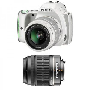 Pentax K-s1 (avec 2 objectifs 18-55mm et 50-200mm)