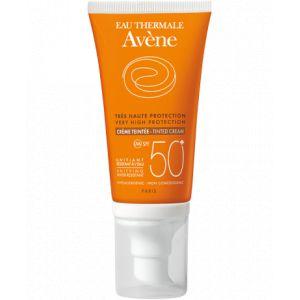 Avène Solaire crème teintée SPF 50+