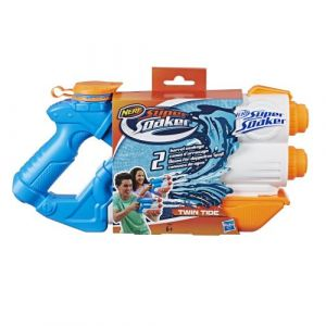 Hasbro Nerf Super Soaker Twin Tide