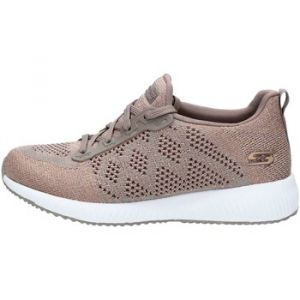 Skechers Baskets taupe/abricot